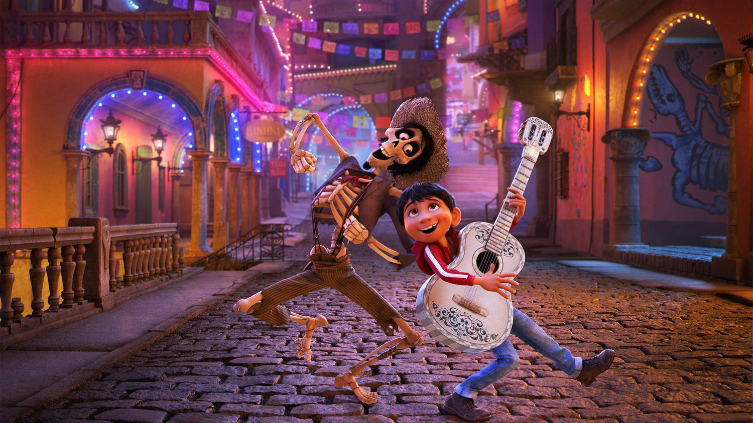 Pixar S Coco Has Made More Money In China Than At Home Quartz