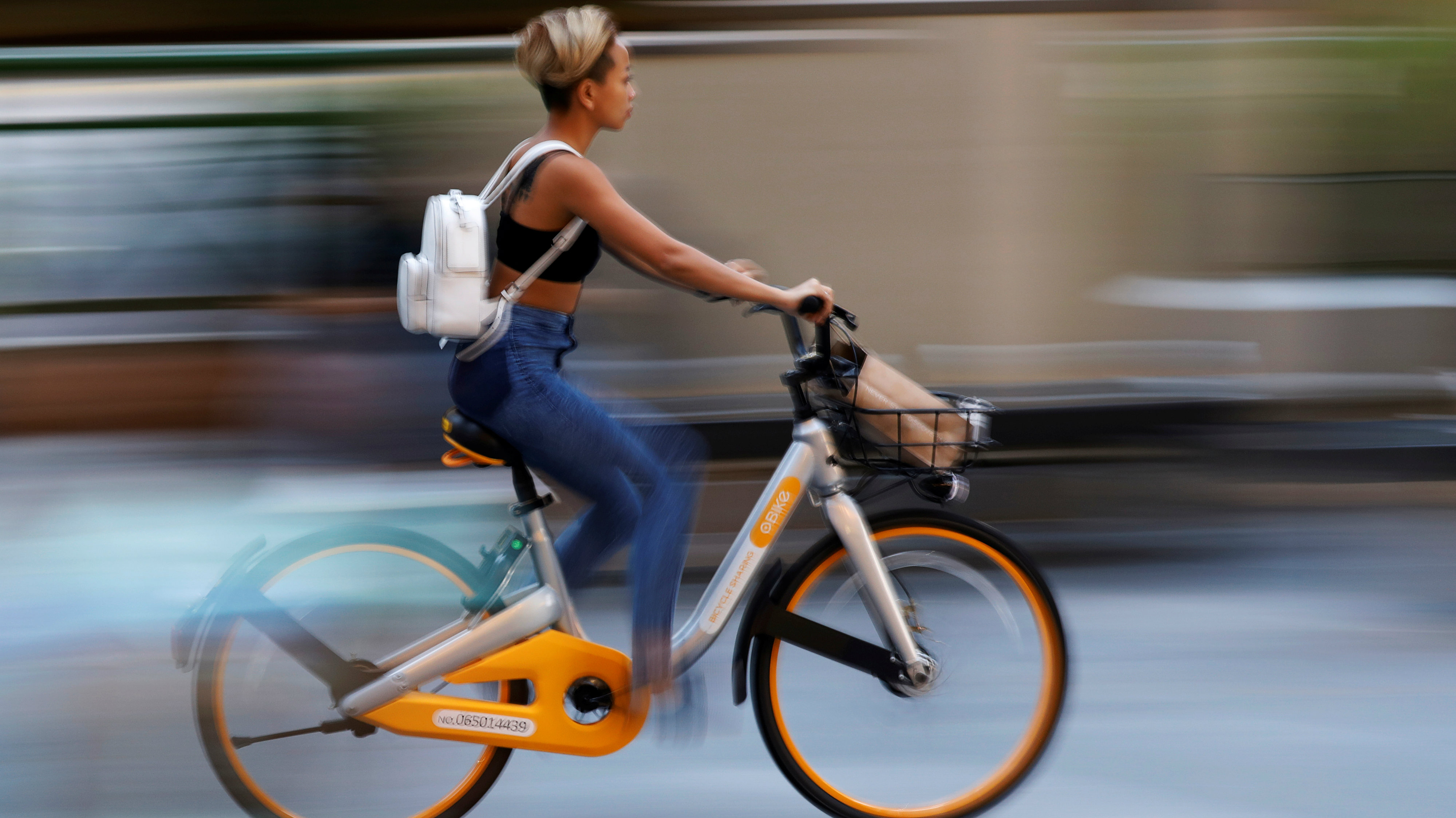 You Could Earn Cryptocurrency Riding A Bike Next Year