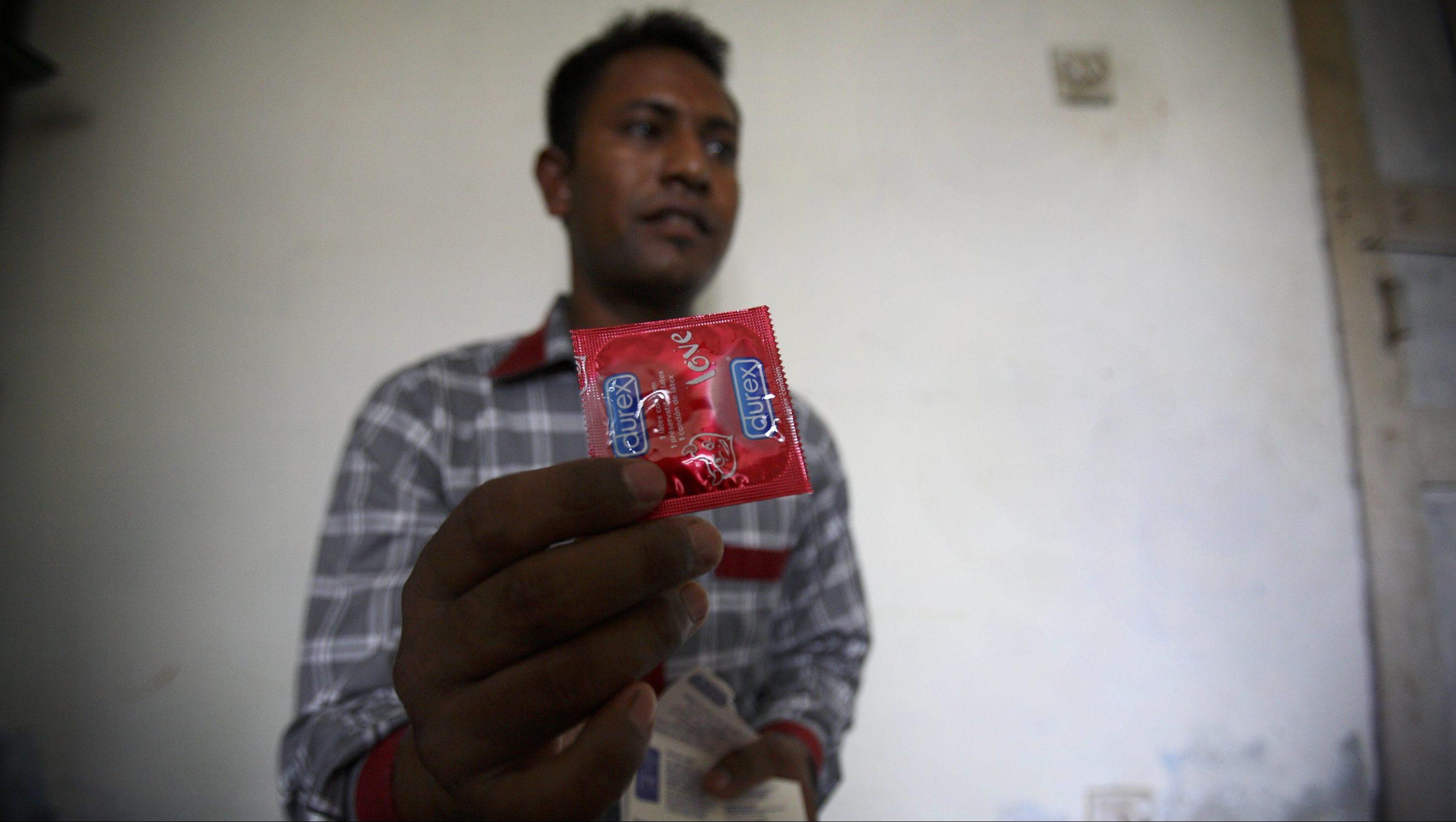India-condoms