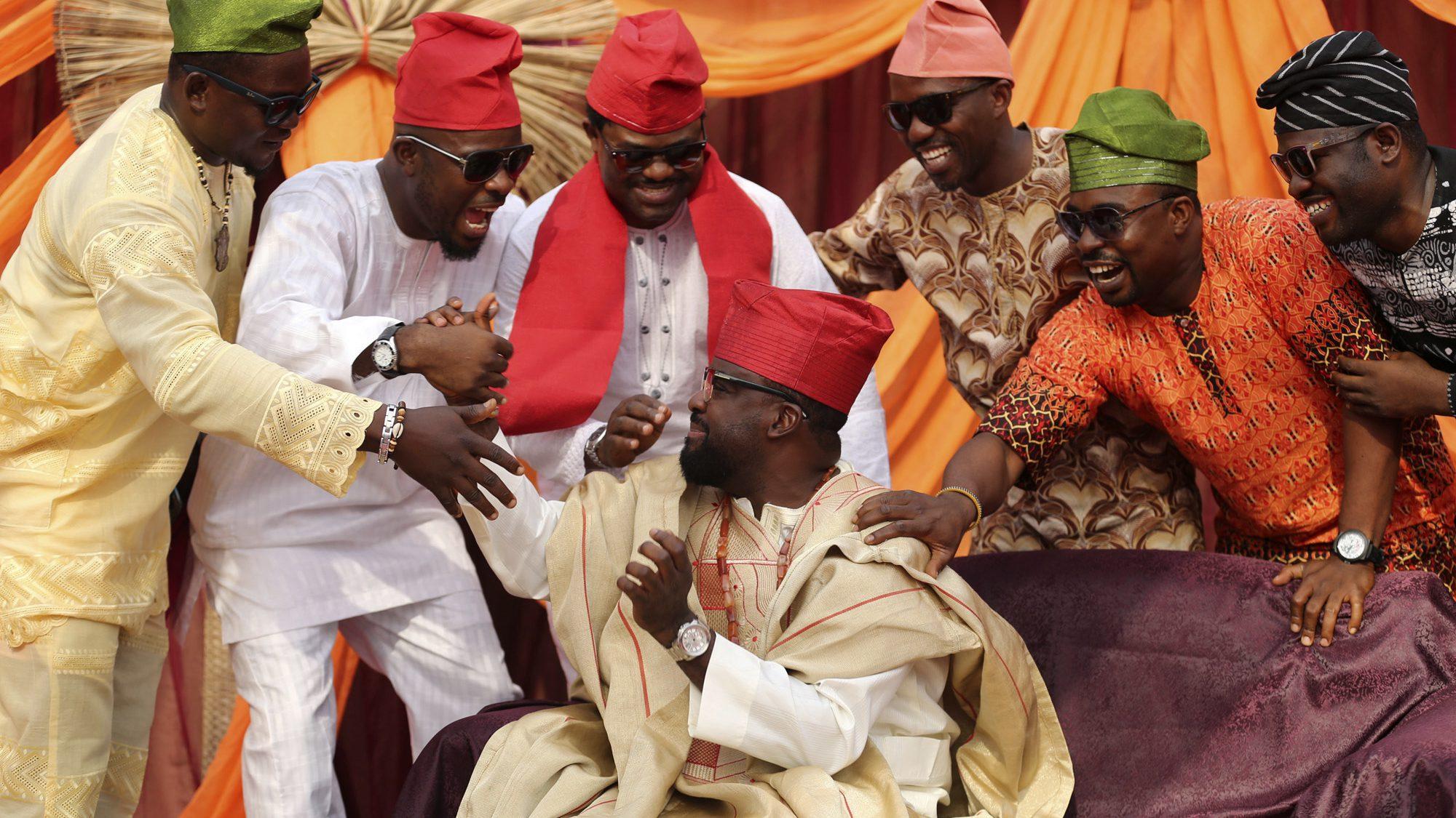 Nigerian Jollof: The stress of a Yoruba party in Lagos