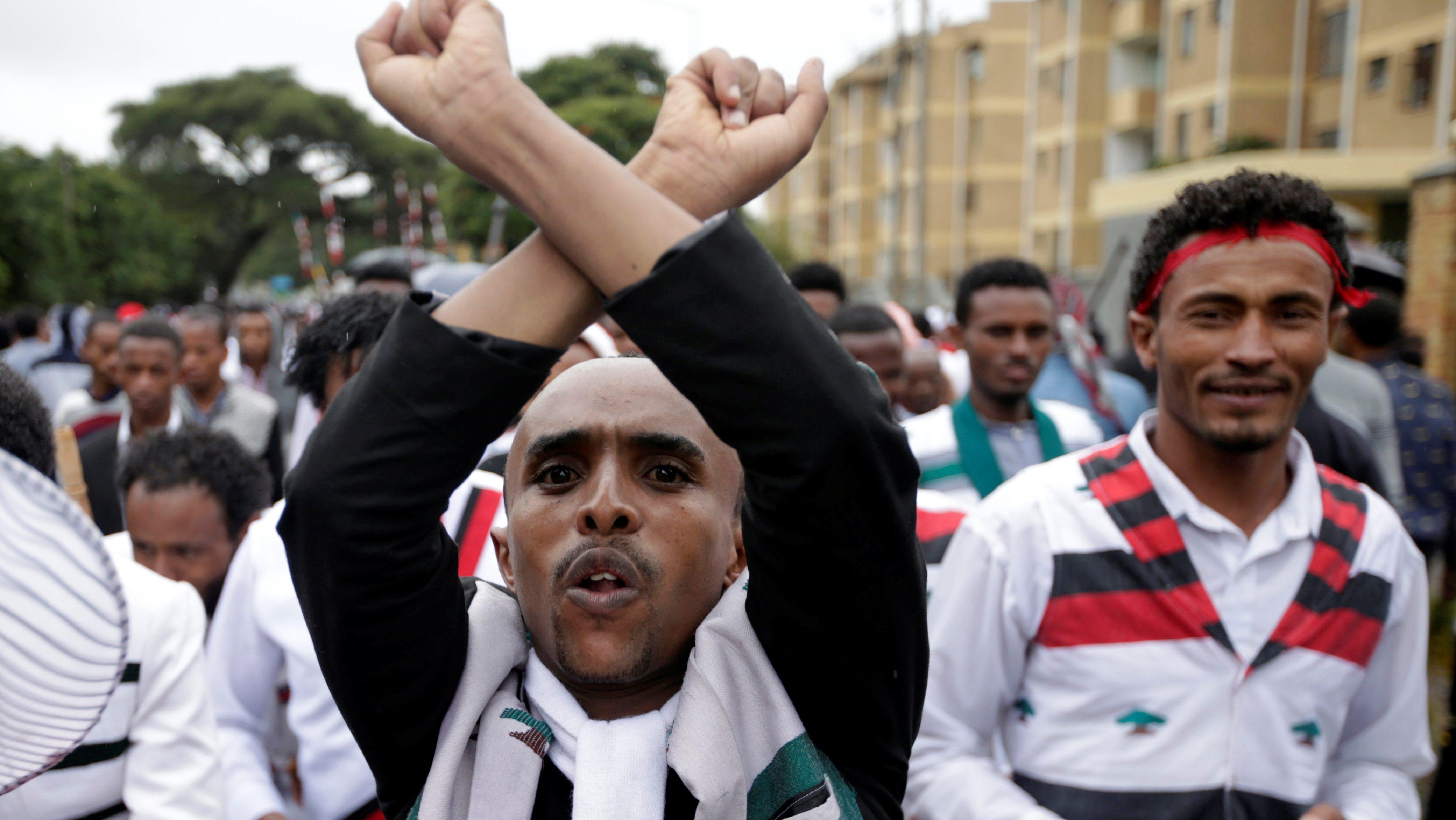 Oromo protests: Ethiopia has blocked social media sites Facebook