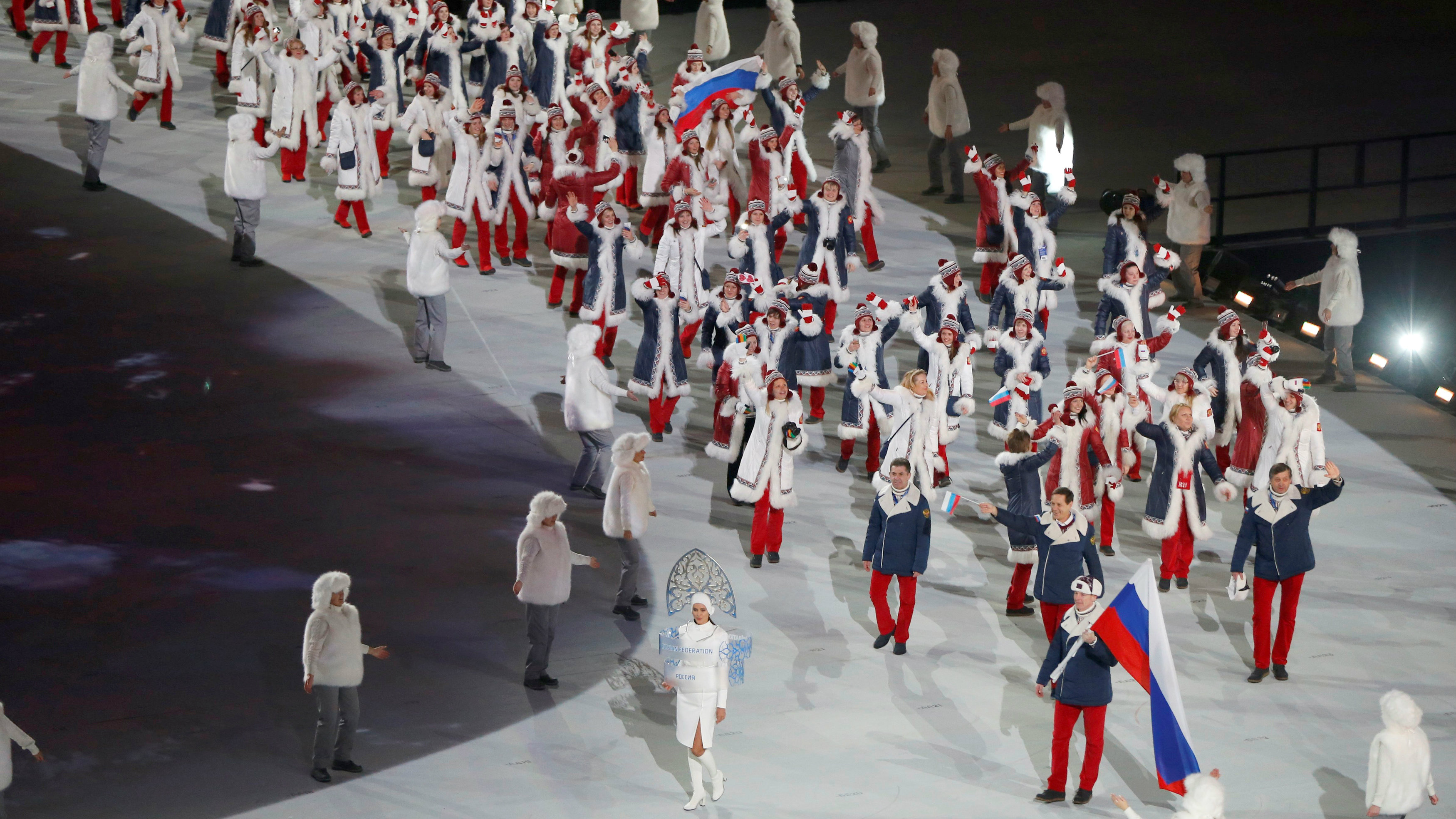 What will the winter Olympic games look like without Russia?