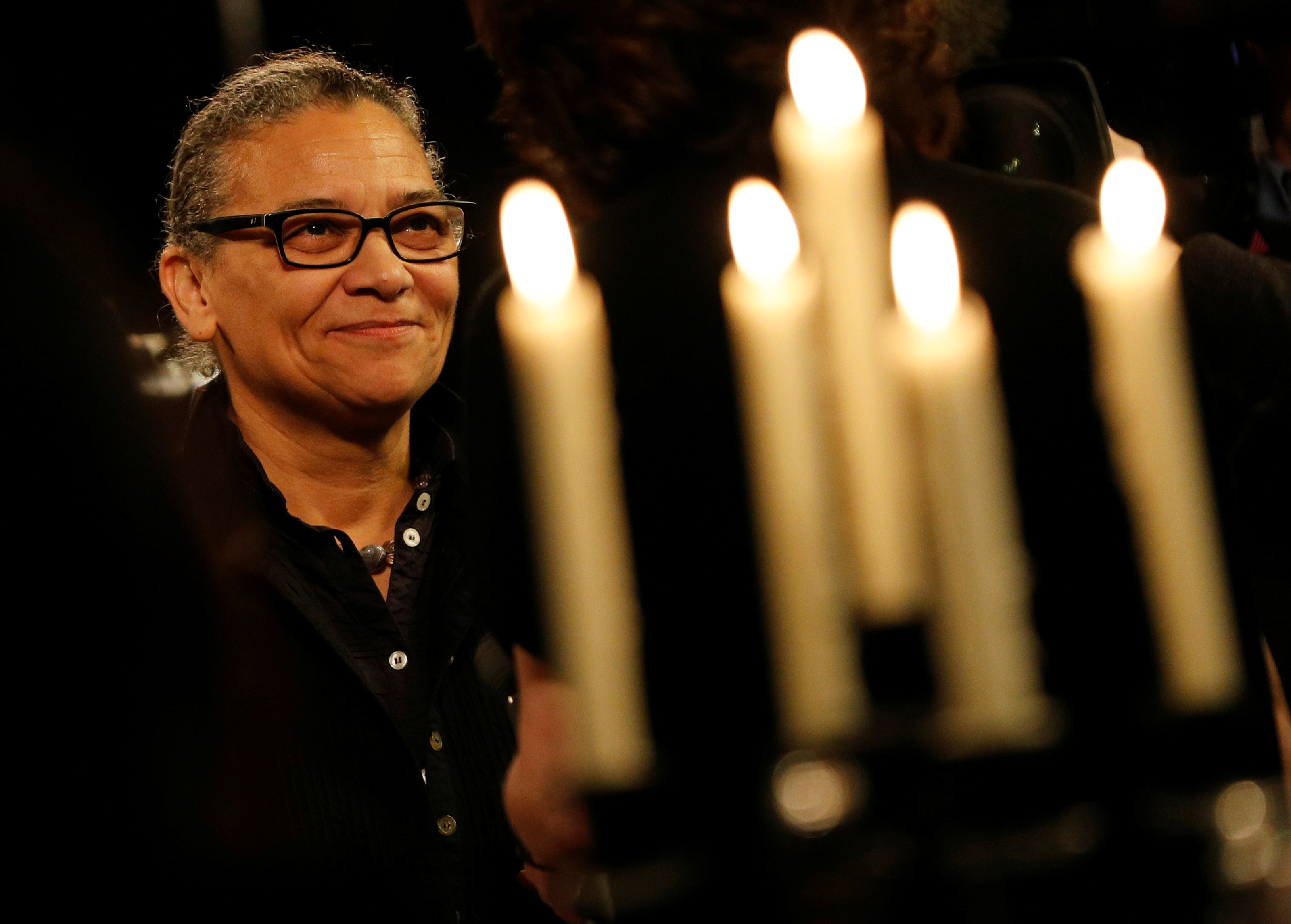 Turner Prize: Lubaina Himid wins, becoming first black woman awarded the prize