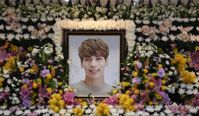 Suicide of SHINee's Jonghyun prompts Korea to confront
