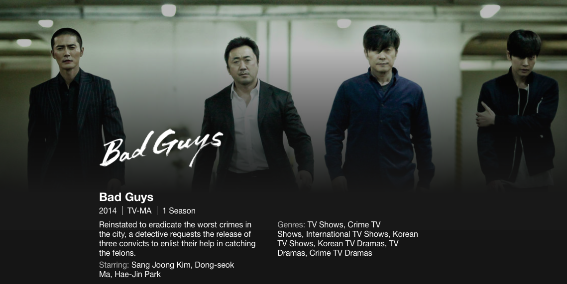 Fall in love with pop culture again, thanks to Korean TV on Netflix