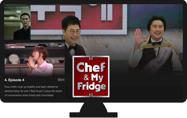 K-TV collage