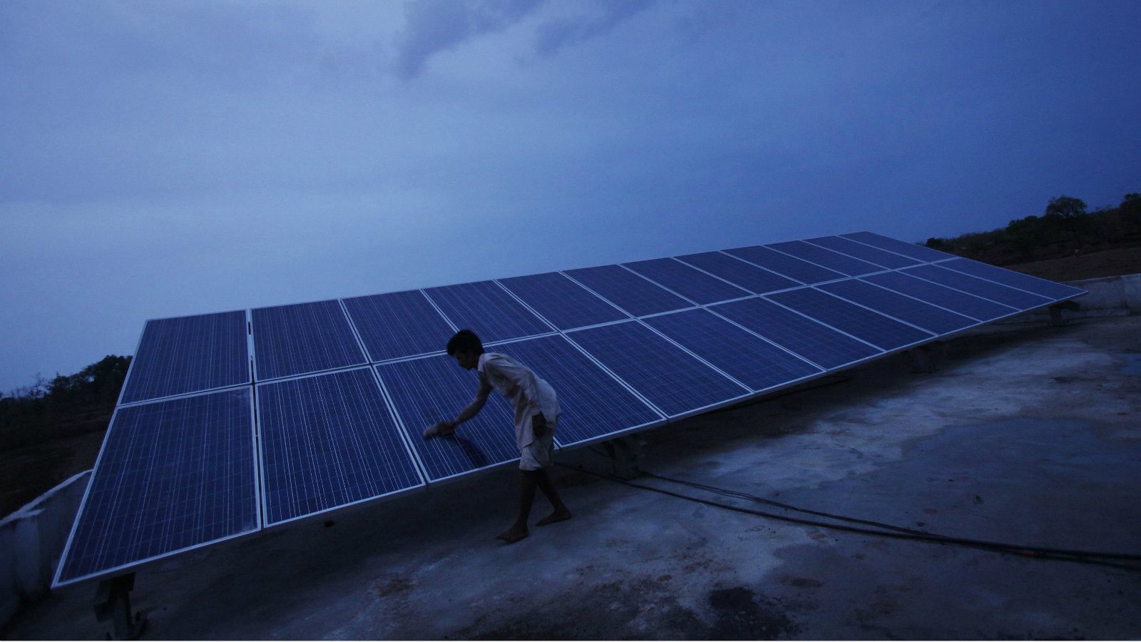 Rooftop solar is the fastest-growing segment in India's