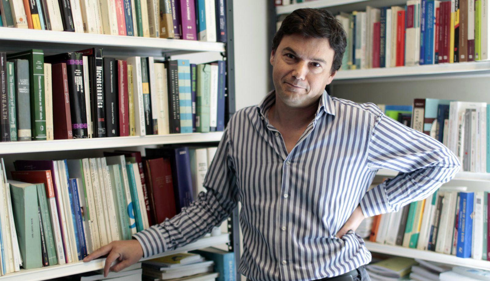 Economist Thomas Piketty