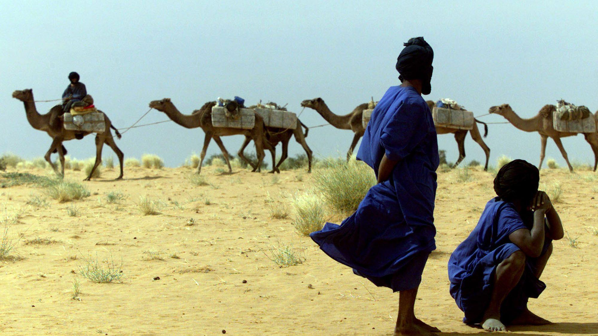 SAHARA SALT ROAD