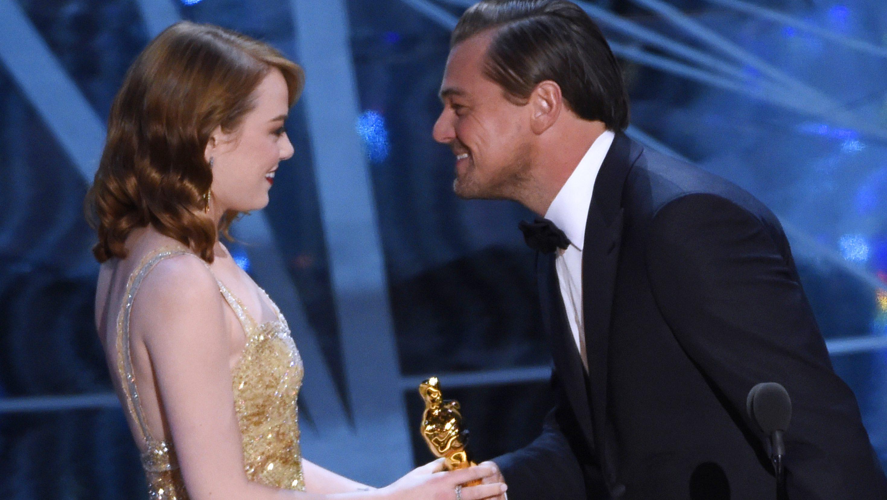 Leonardo DiCaprio, Emma Stone