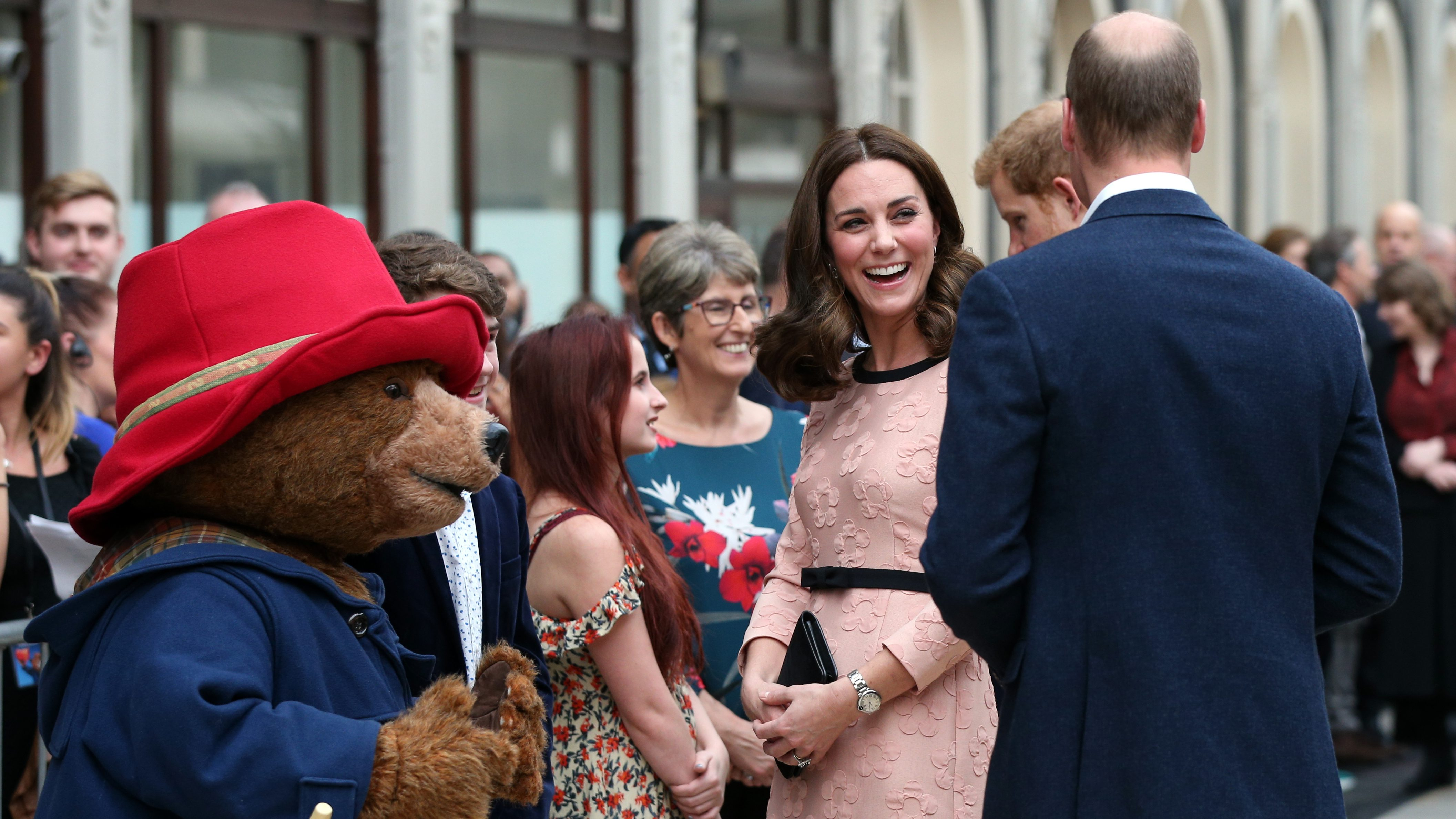 Toy story 2 lost its rotten tomatoes record to paddington 2 quartz britains prince william back to camera kate duchess of cambridge and prince harry ccuart Gallery