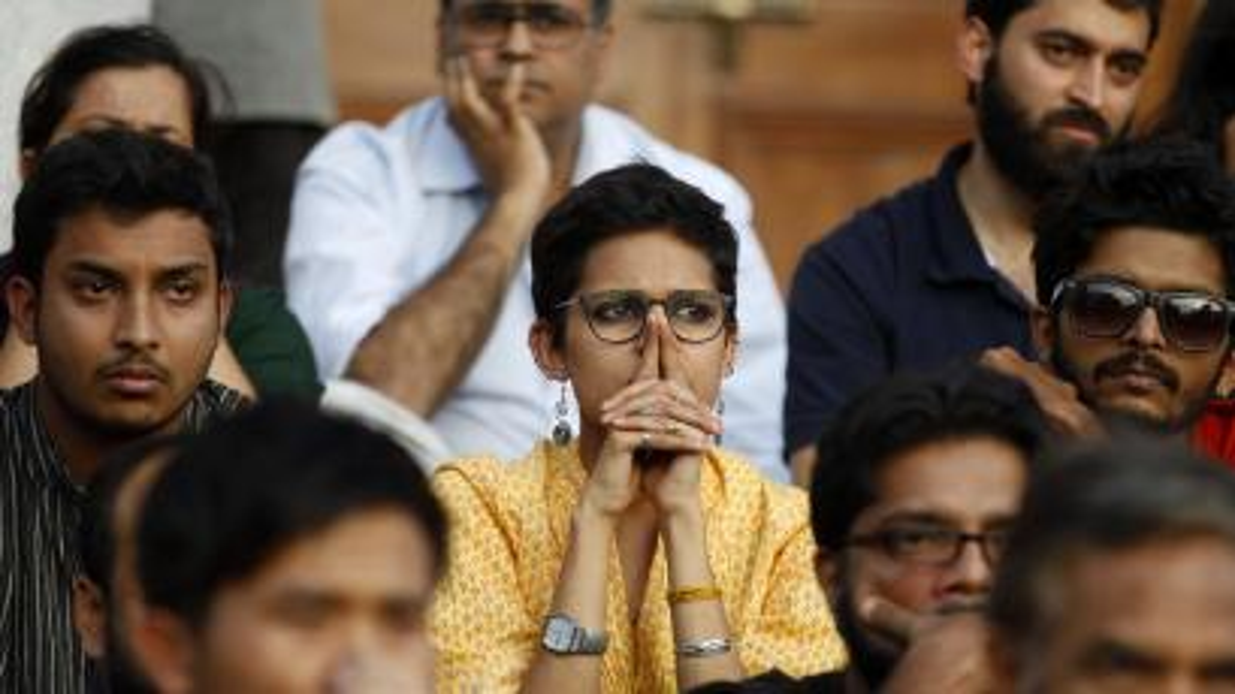 India female student