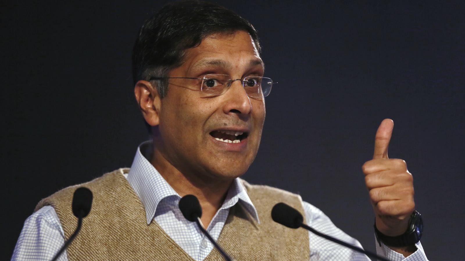 India-Economic Survey-Arvind Subramanian
