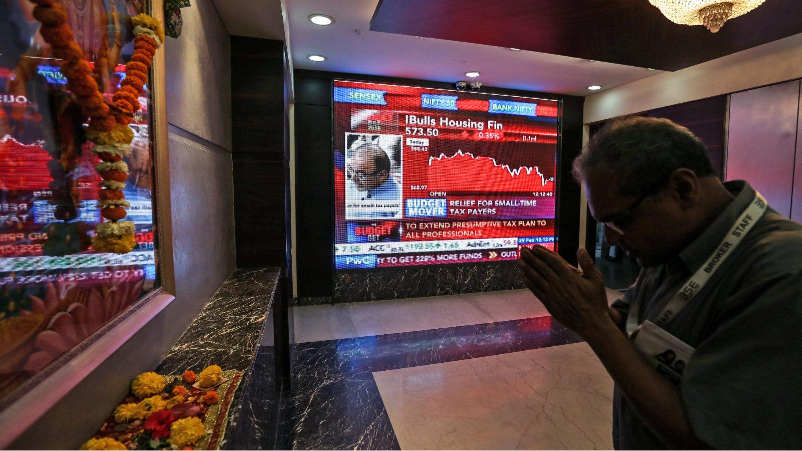 India-Economy-Budget-Savings