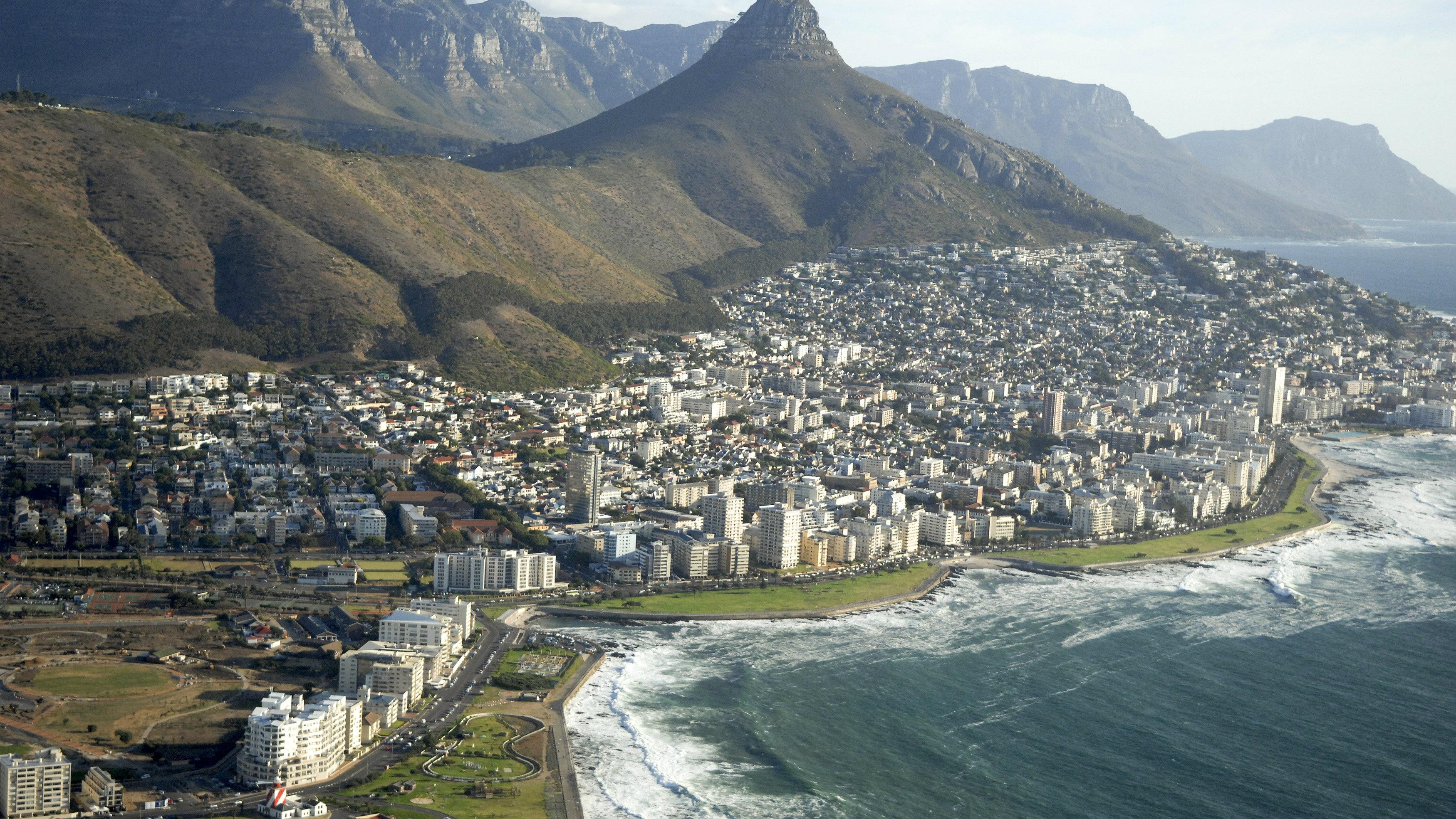 27736bbc4b5 Cape Town s water crisis is affecting luxury tourism — Quartzy