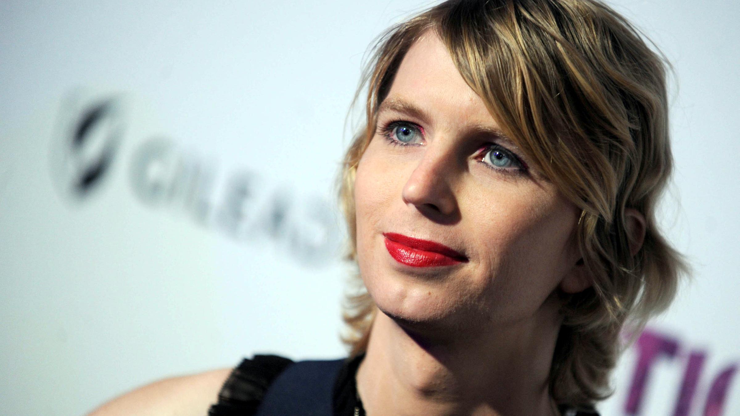 Chelsea Manning: whistleblower, activist...senator?