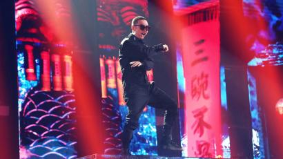 Chinese rappers—fearful of authorities—are cleaning up their