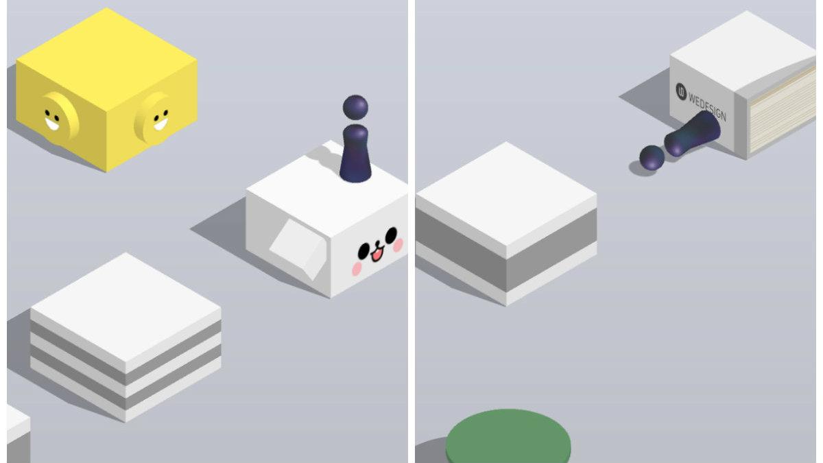 Tiao Yi Tiao Wechat S Latest Viral Game Looks Eerily