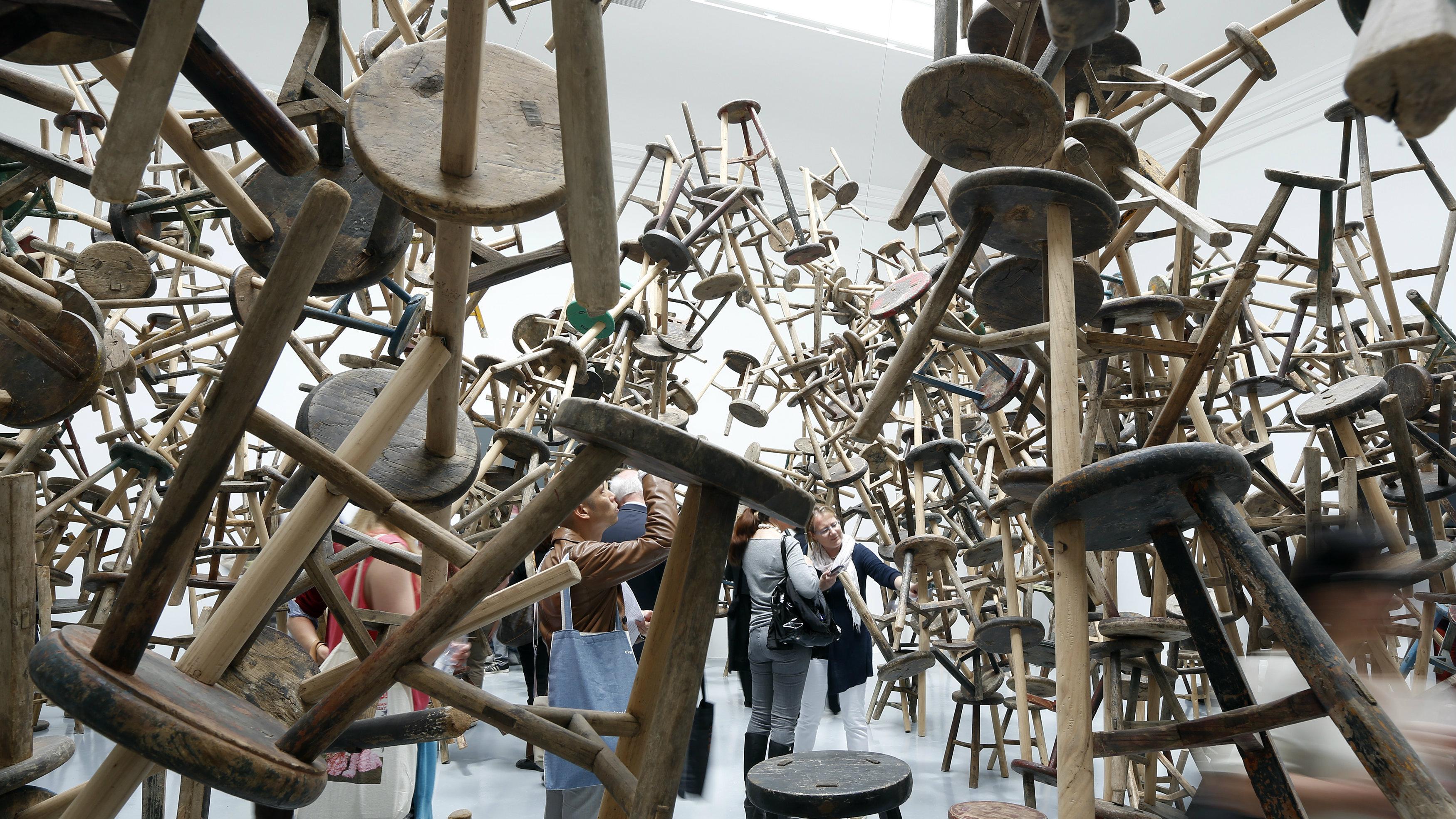 Ai Wei Wei art