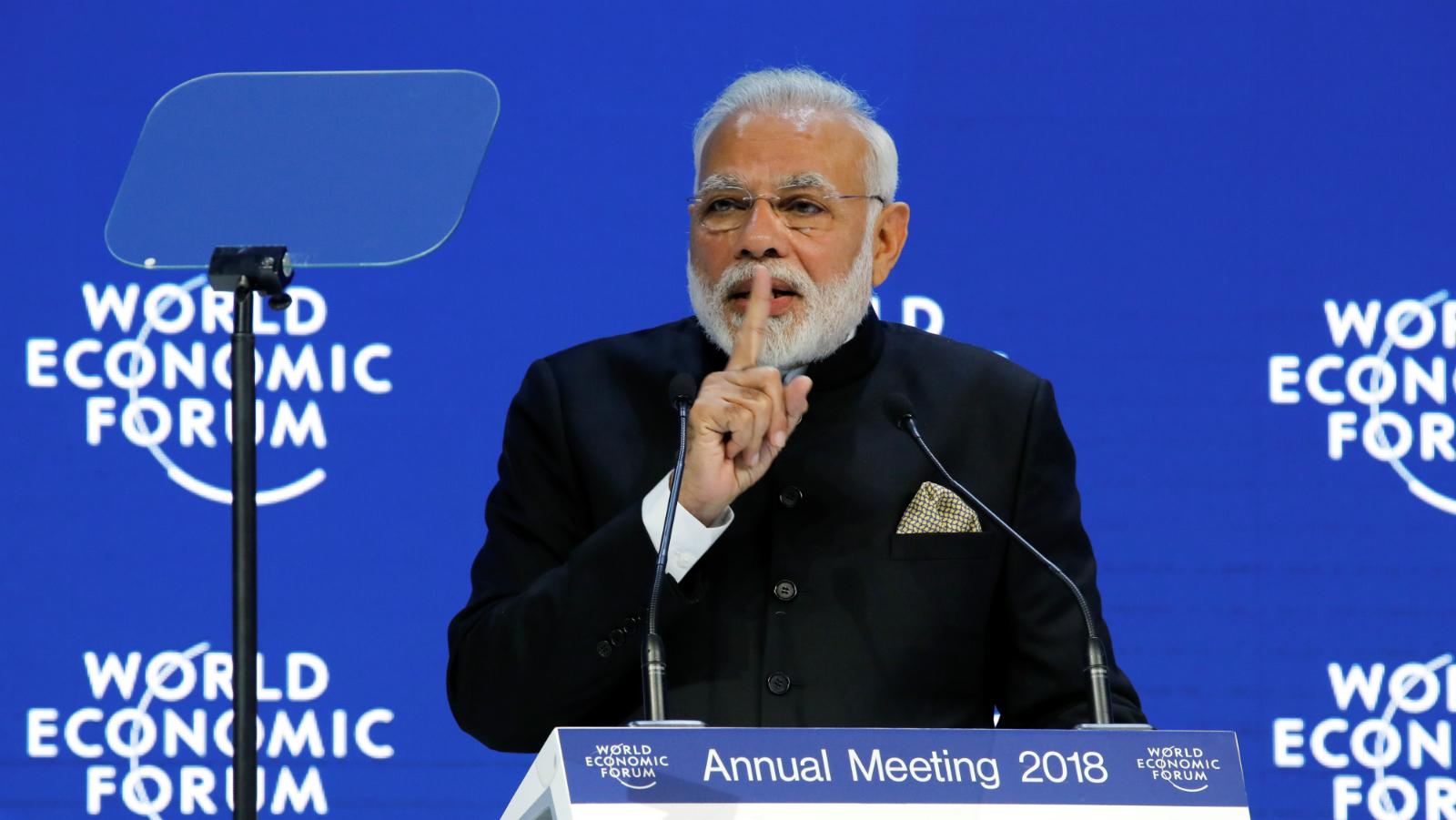 Modi-Davos-WEF