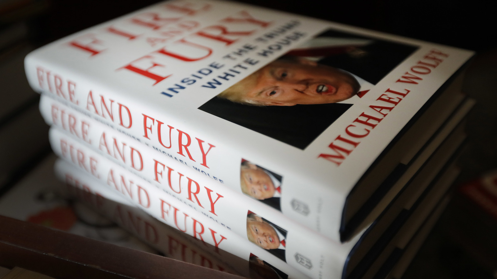 fire and fury michael wolff trump bannon