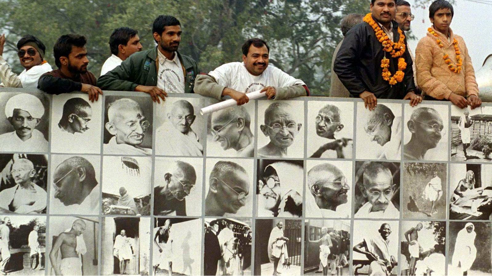India-Gandhi-Religion