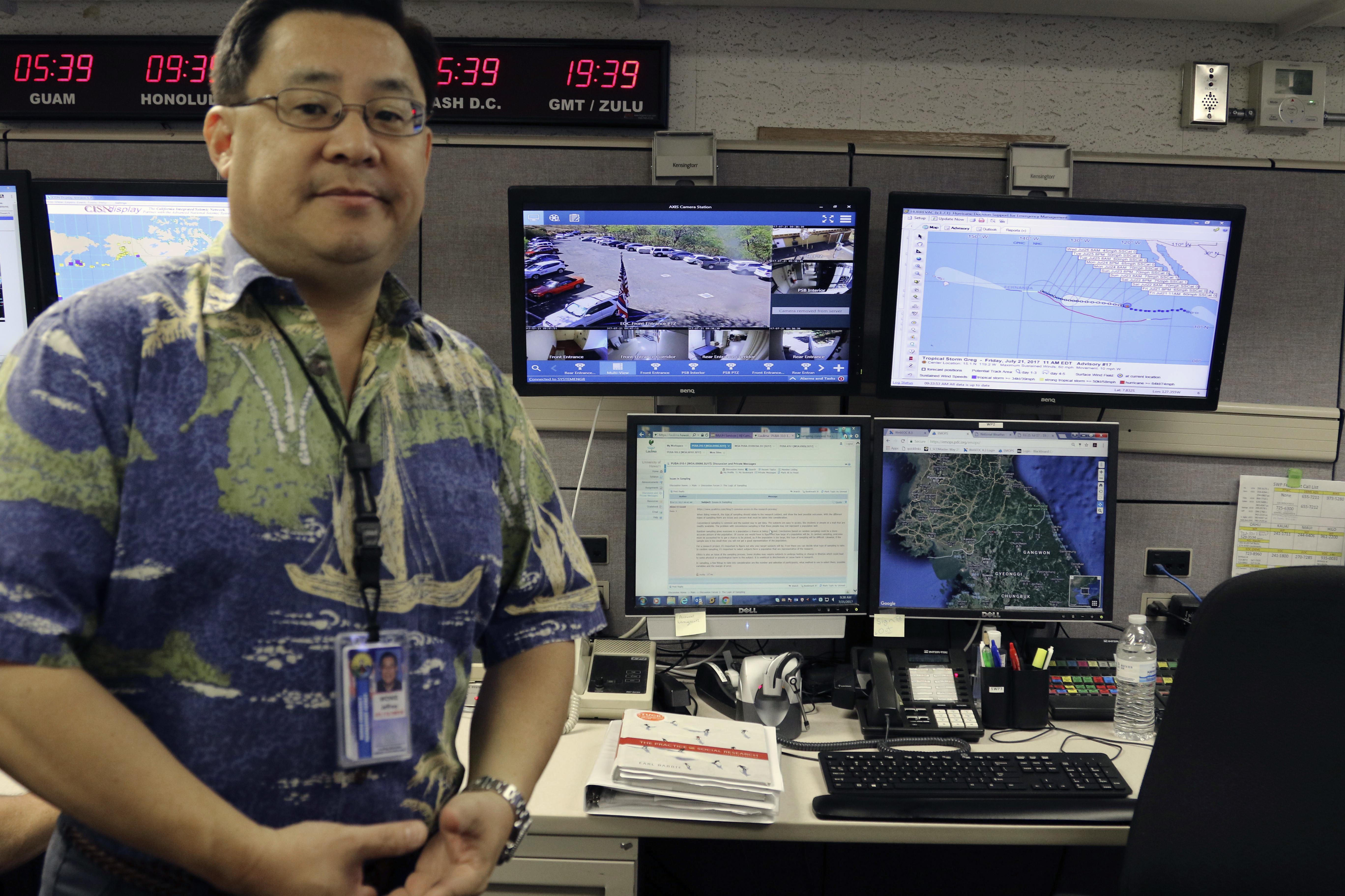Hawaii-North Korea