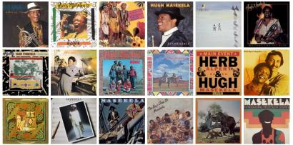 Hugh Masekela: Listen to how the legendary musician reinvented his sound through decades of collaborations
