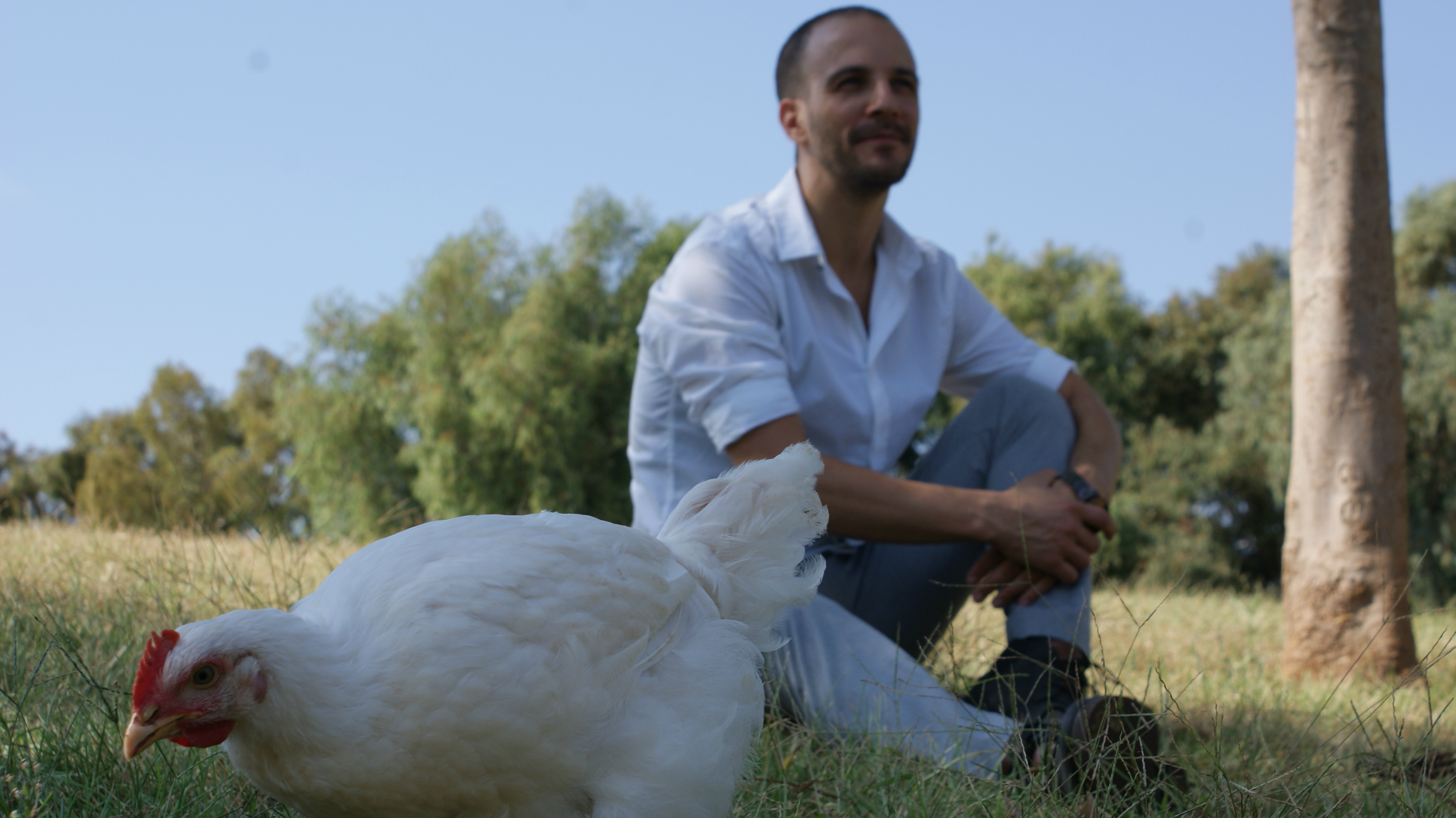 SuperMeat co-founder Ido Savir says creating meat without slaughtering animals is the future of food.