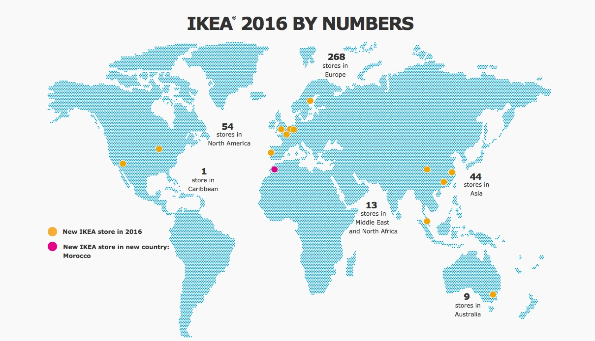 Ingvar Kamprad and his IKEA empire: Nine intriguing facts — Quartz