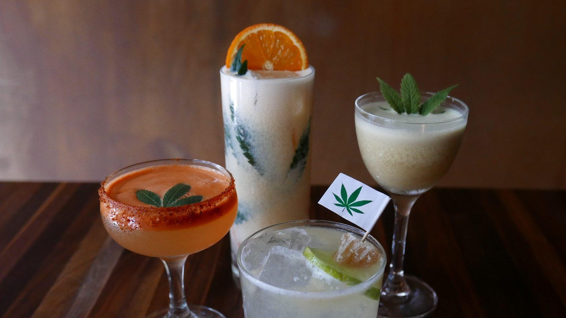 Post-Prohibition cocktails in California