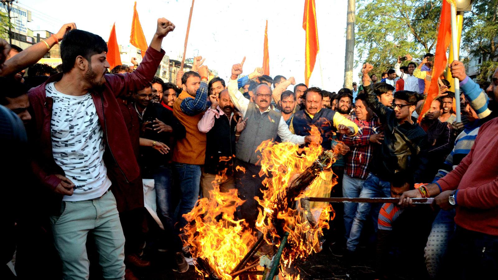 India-communalism-Hindu-Muslim-conflict