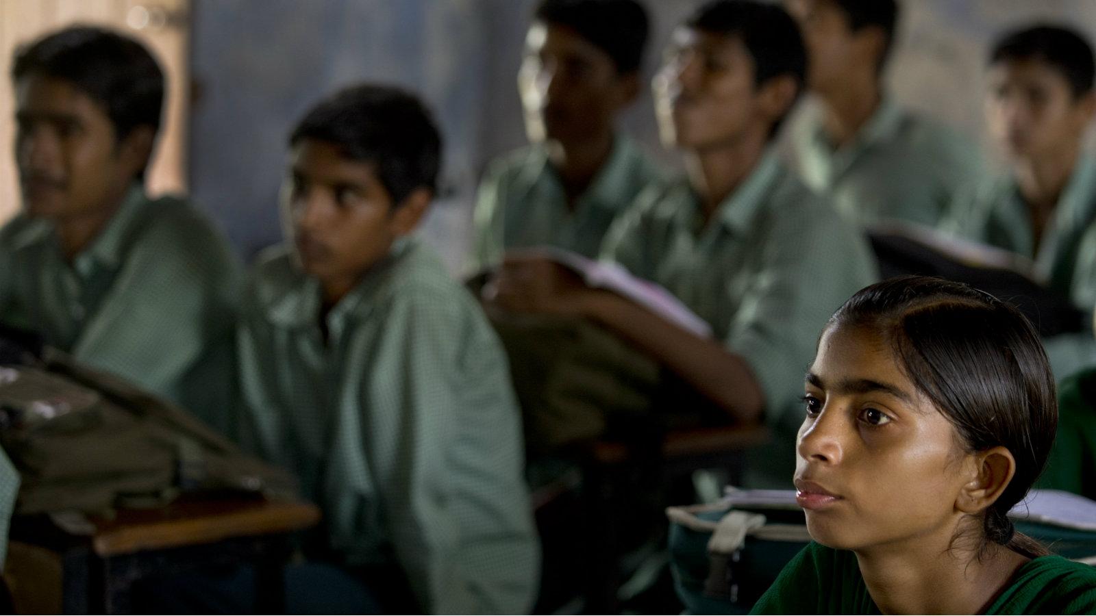India-education-ASER-school