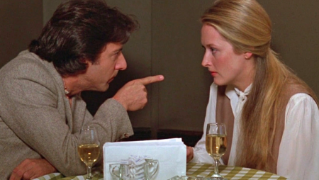Hoffman and Streep Kramer vs. Kramer