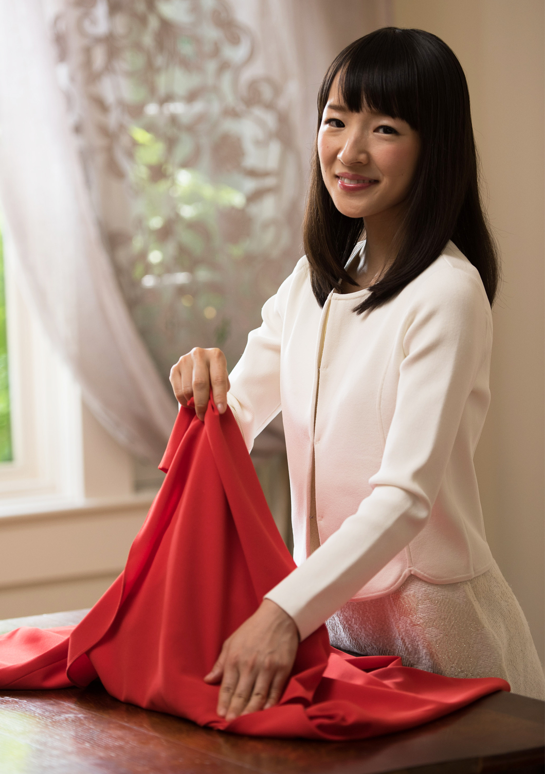 Marie Kondo is Embarrassed to Admit She Has This 1 Clutter Habit