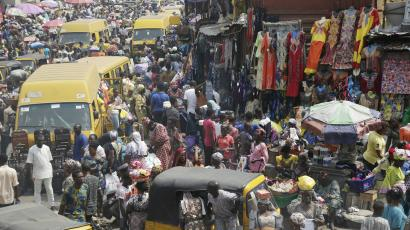 Nigeria population growth: rising unemployment and migration