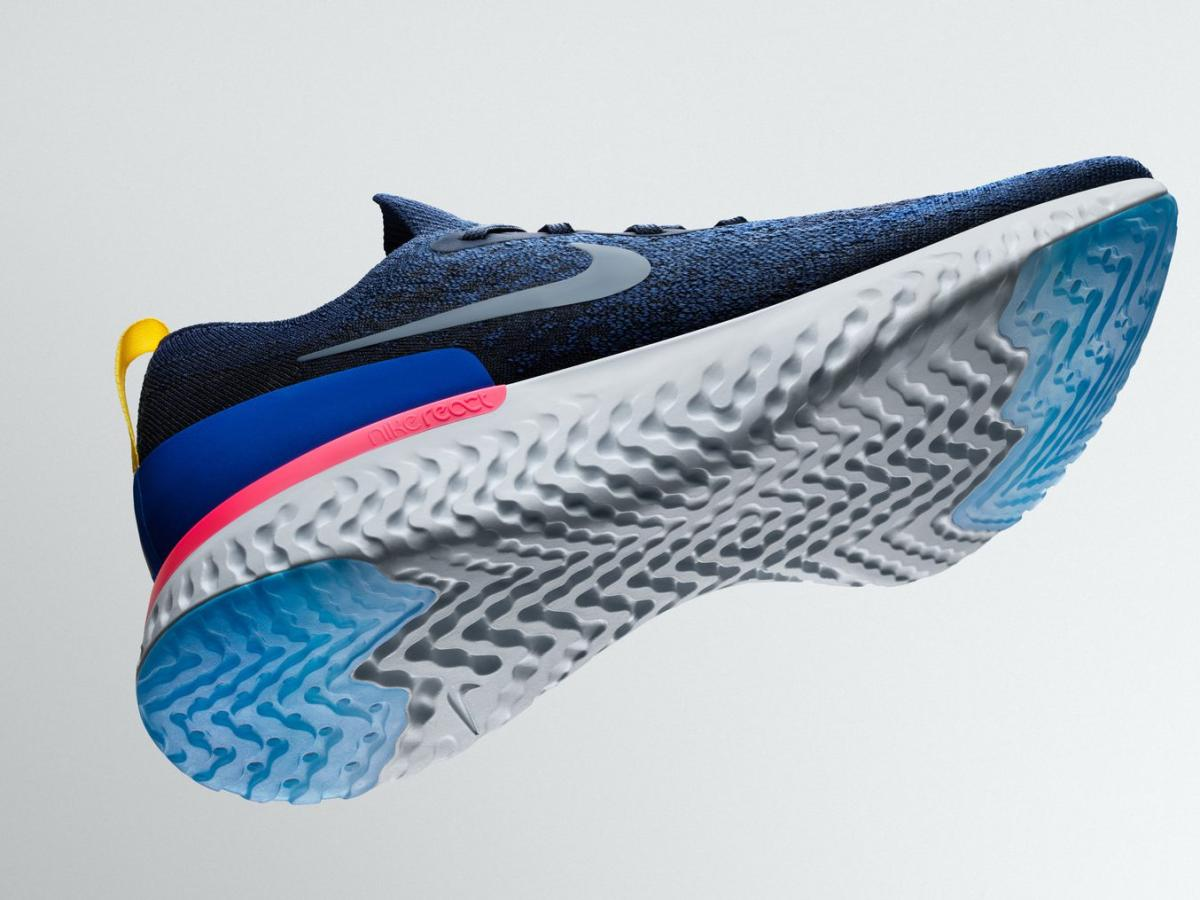 grossiste 31c8b c9f50 Nike Epic React Flyknit: Nike's next big thing in ...