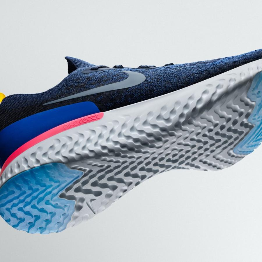 wholesale dealer 3524b f583a Nike Epic React Flyknit  Nike s next big thing in comfortable sneakers —  Quartzy