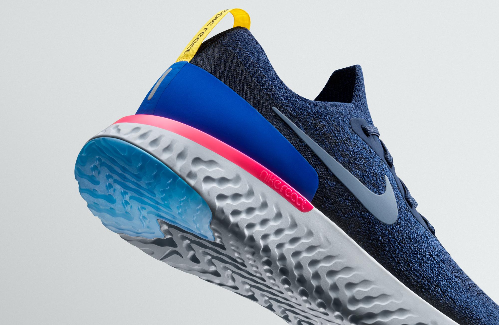 Nike Epic React Flyknit: Nikeu0027s next big thing in comfortable
