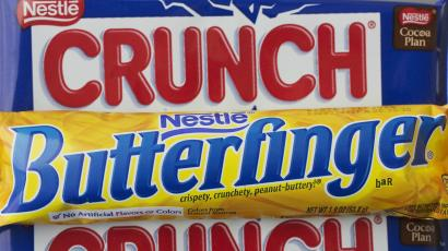 Nestlé is losing its sweet tooth.
