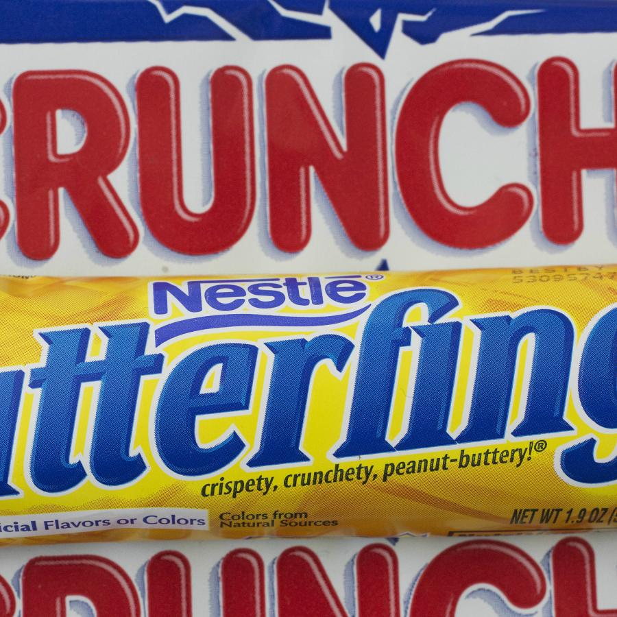 Nestlé sold most of its candy business to be a healthcare company
