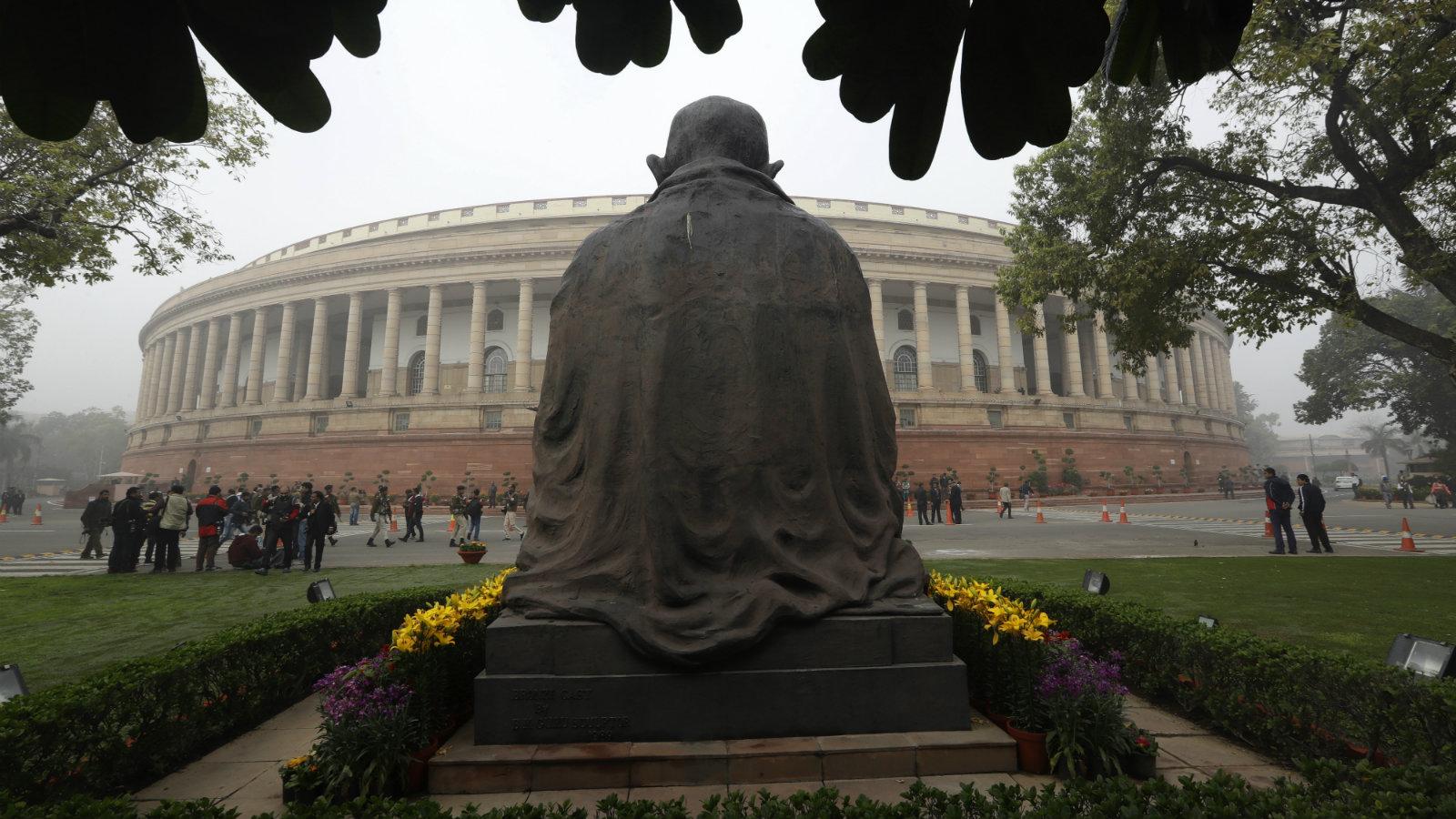 India-Economy-Politics-Budget