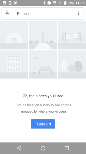 Location History allows Google (GOOG) to track every move