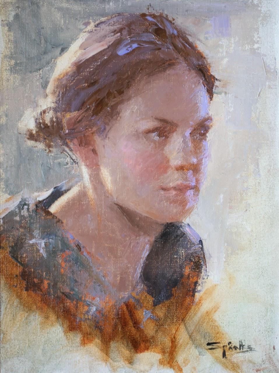 Johanna Spinks painter
