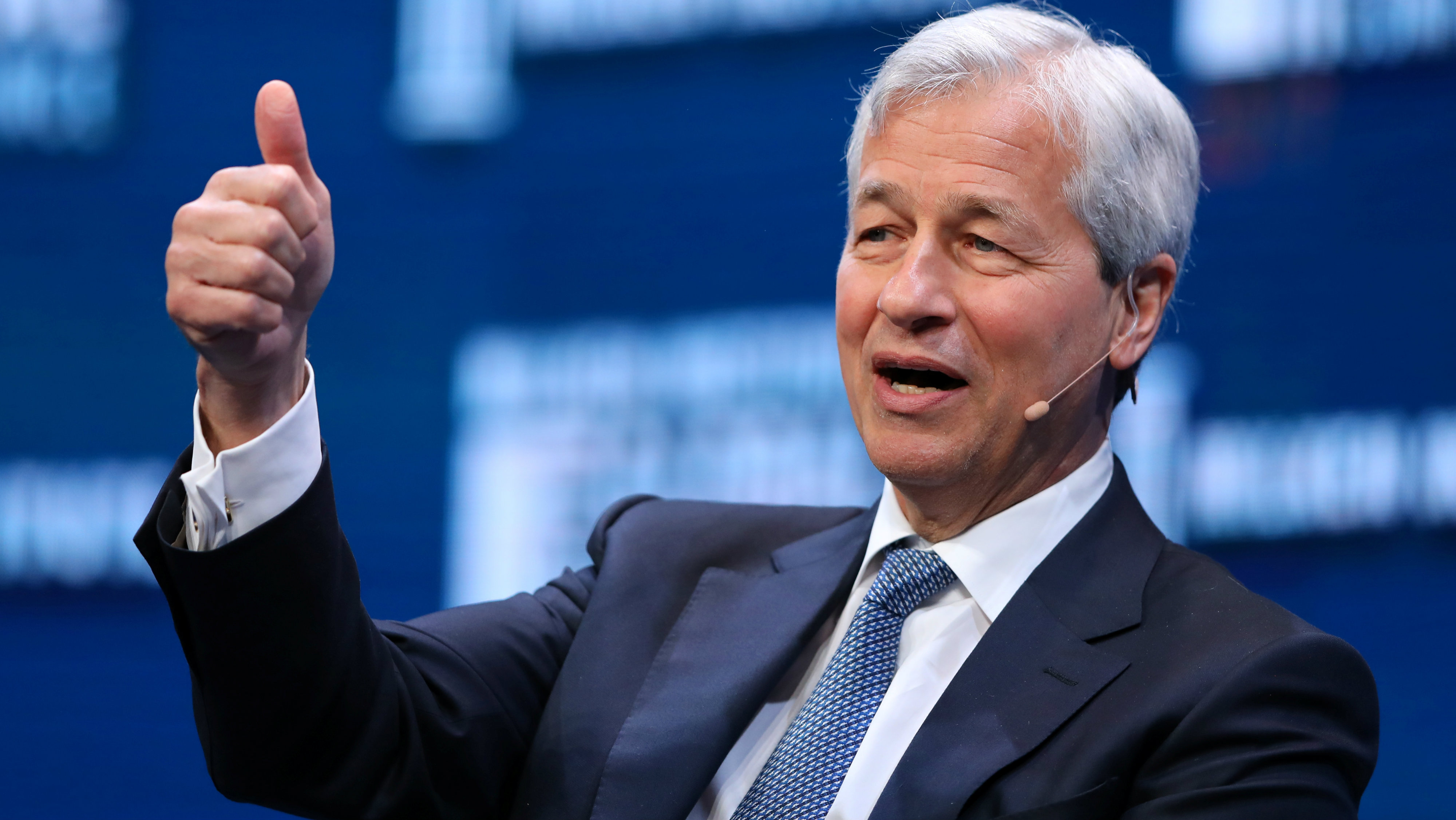 Jaime Dimon has a lot to say about cryptocurrency.