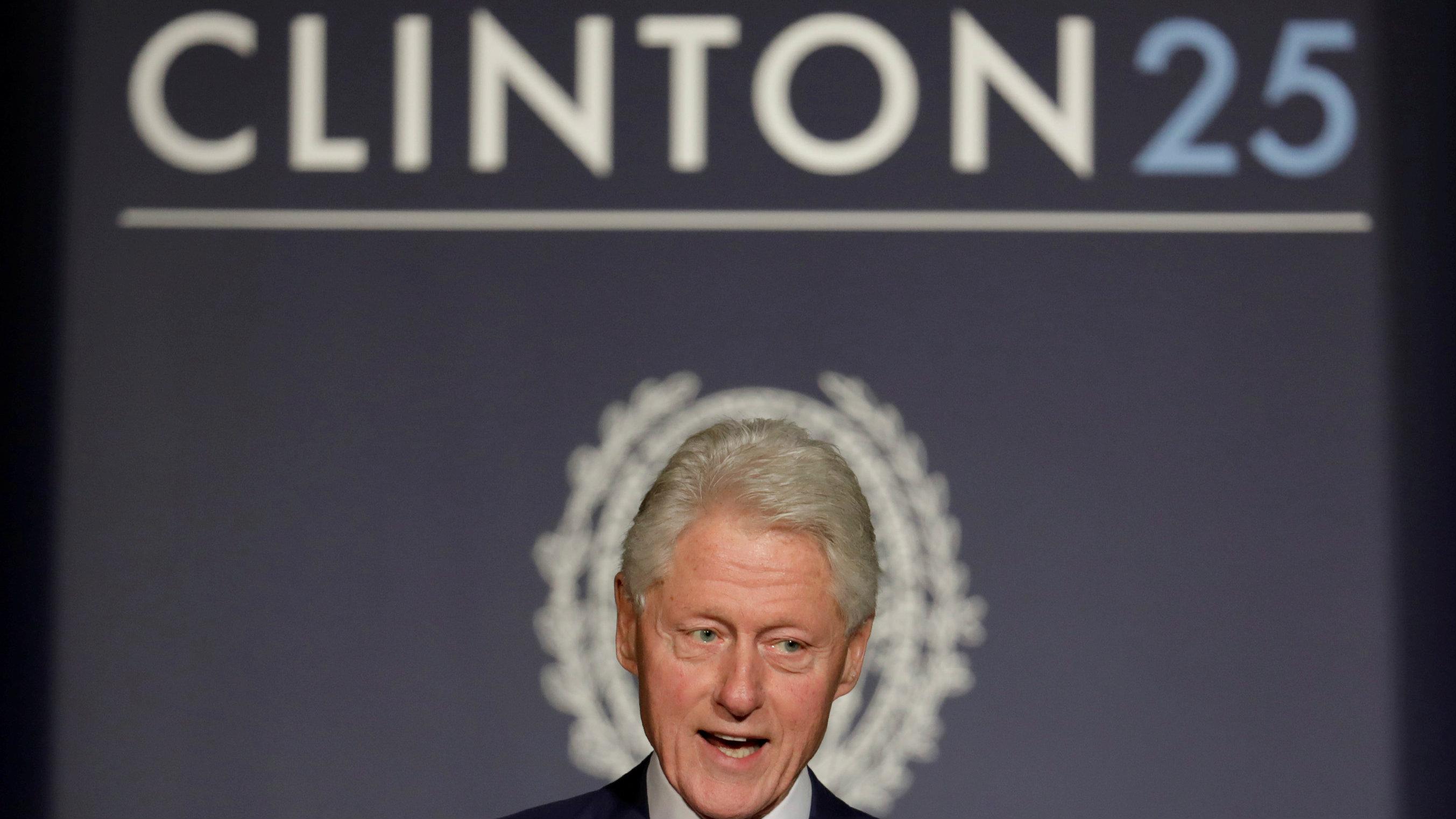Bill Clintons Declining Legacy Monica Lewinsky Impeachment