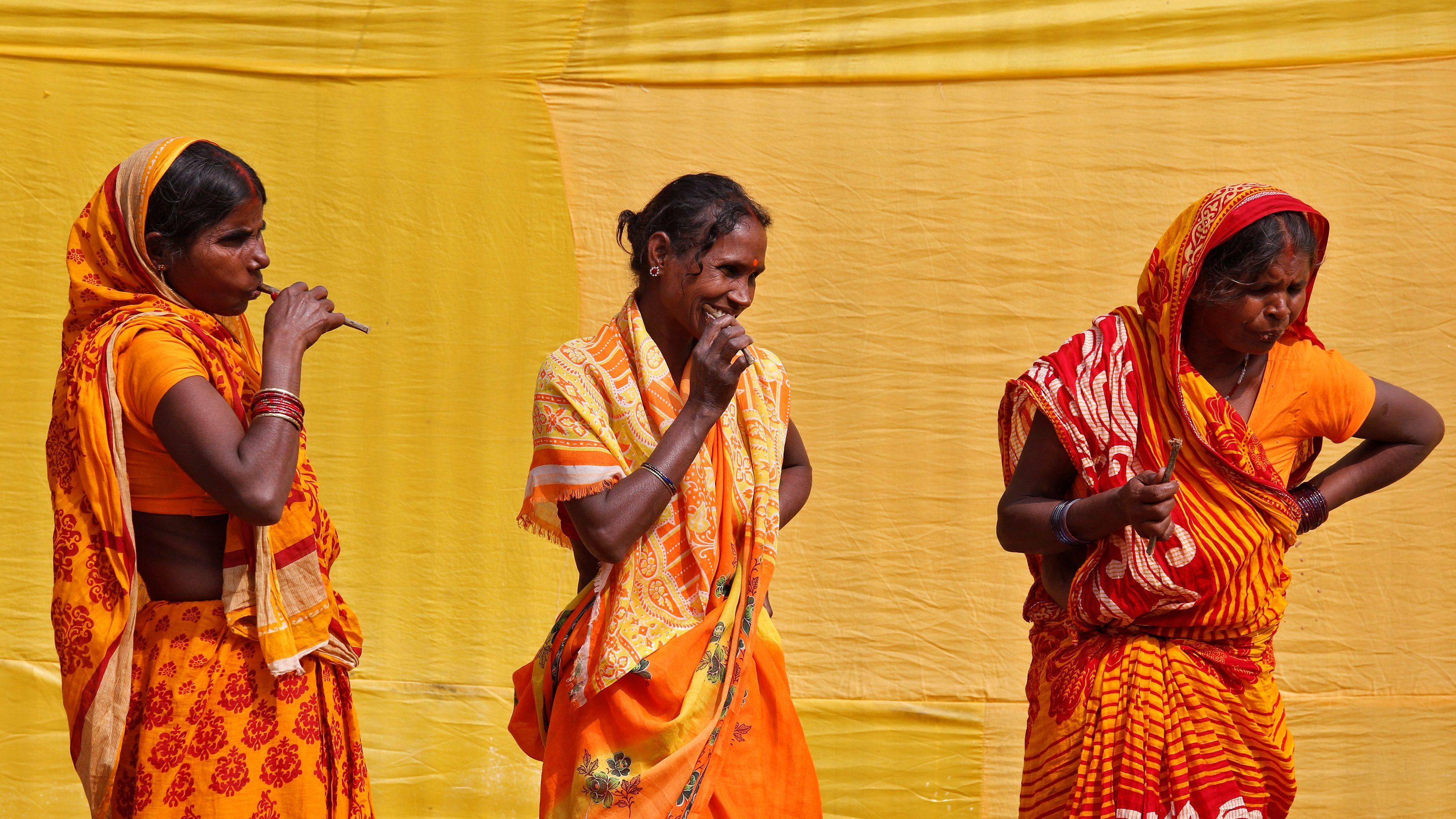 India-oral care