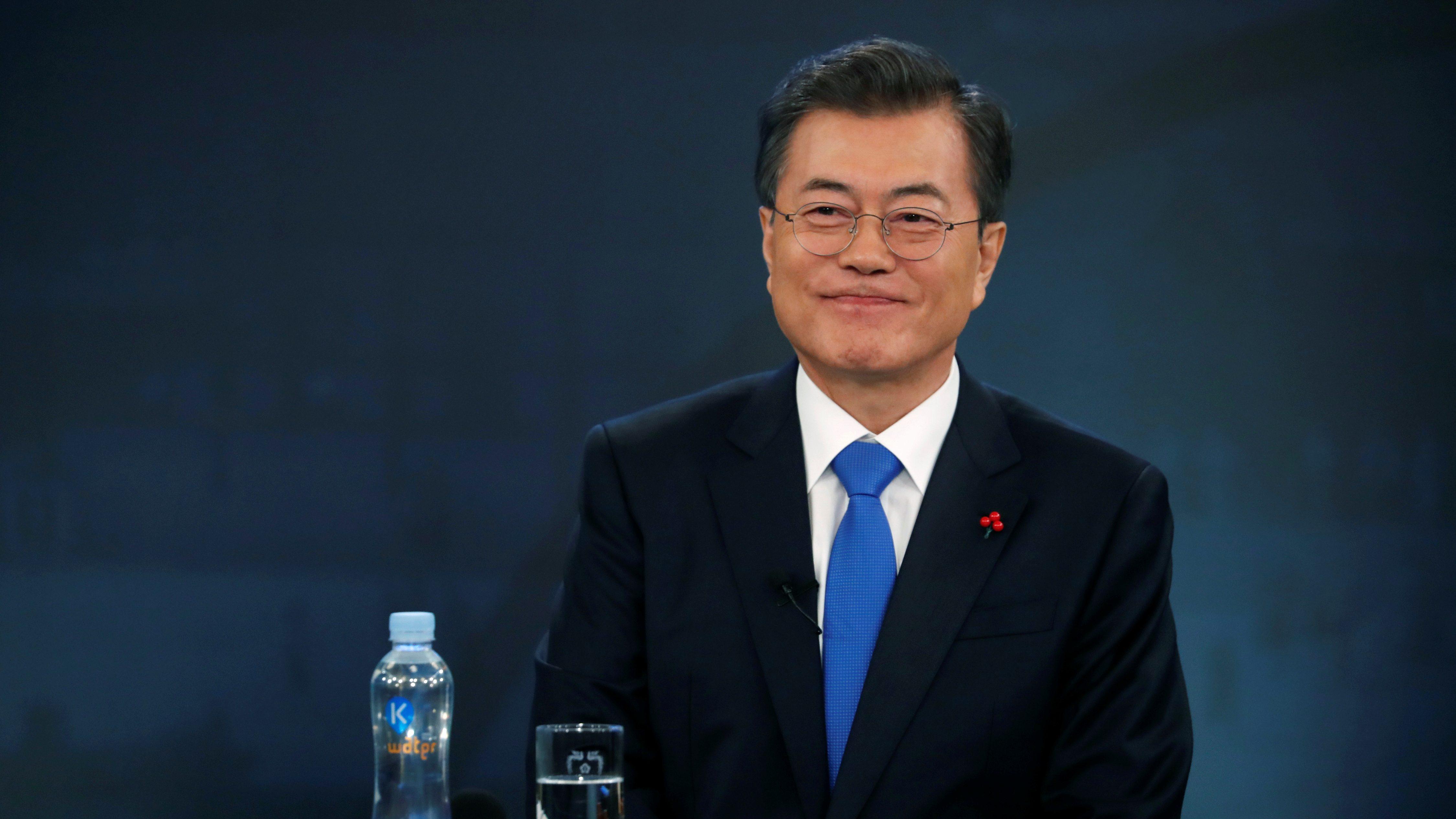 Moon Jae-in's birthday: Fans give South Korean president K