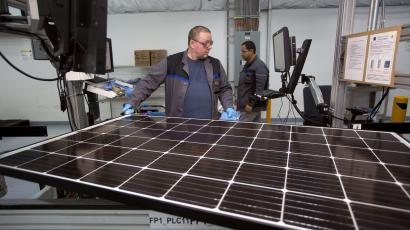 Trump should use solar tariff proceeds to fund an US solar