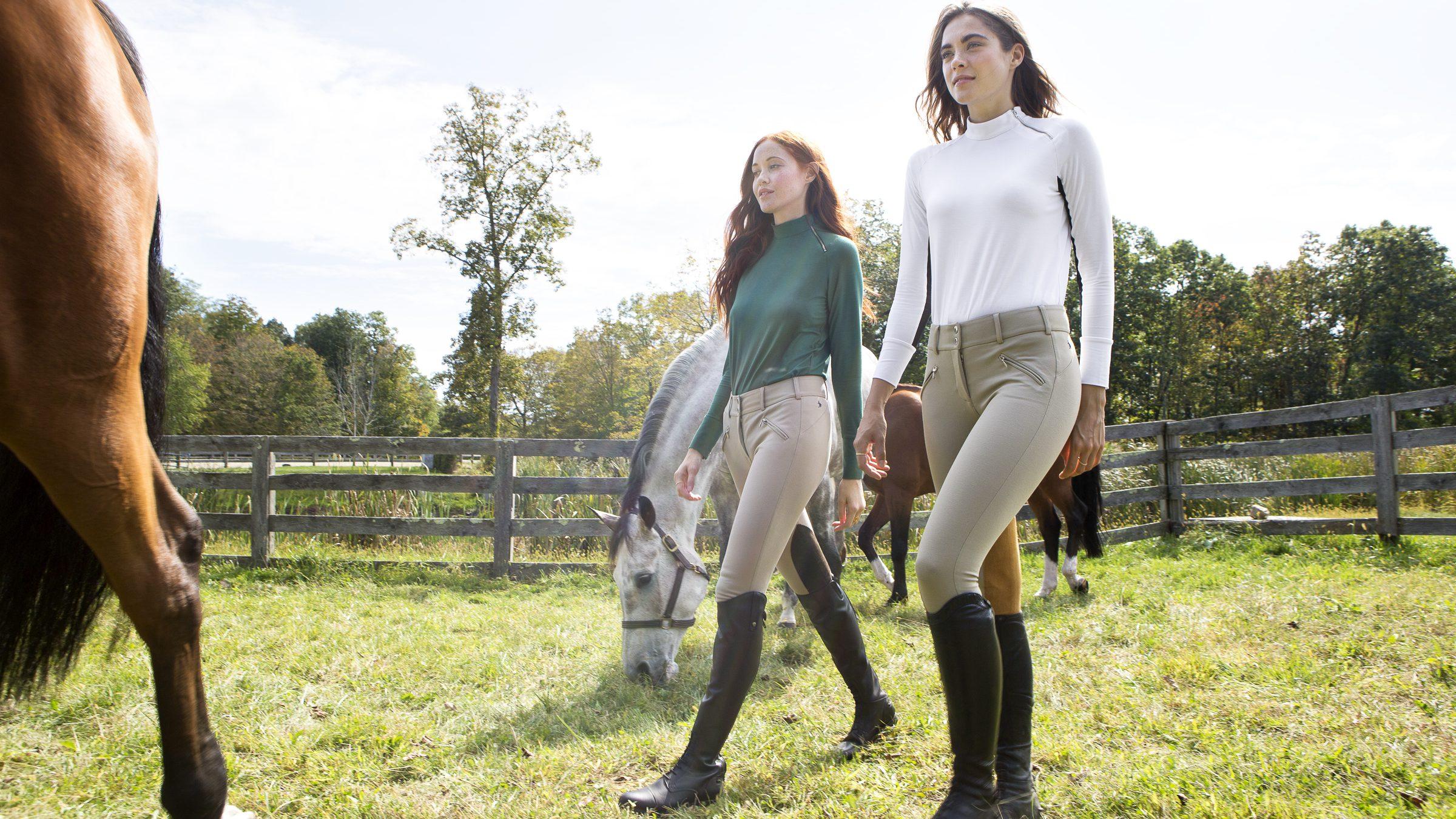 8b6a788753afc Horse riding clothes are the new (and original) athleisure — Quartzy